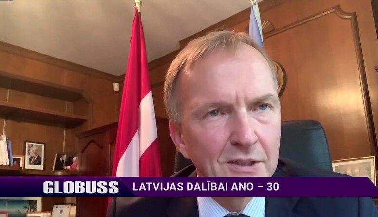 Pildegovičs: Starptautiskajai sabiedrībai nevajadzētu steigties ar Talibu režīma atzīšanu