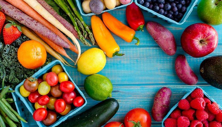 Krāsu ietekme uz apetīti un uzturu