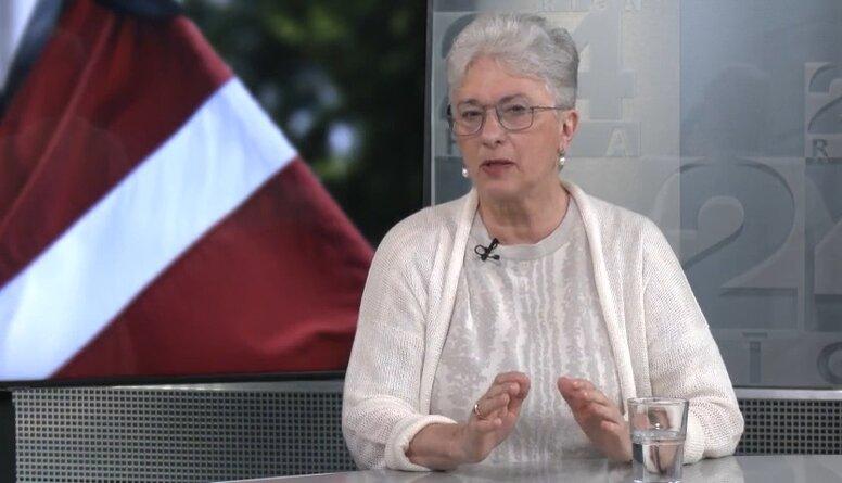 Kalniete: Nedrīkstam aizmirst, ka nebijām vienīgā tauta, pret kuru izdarīja tādus noziegumus