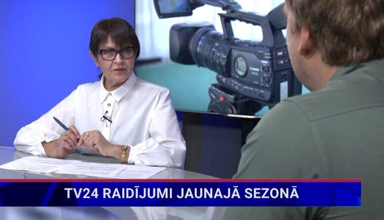 TV24 sadarbība ar portālu LA.lv
