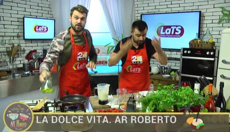12.07.2017 La Dolce Vita. Ar Roberto 2. daļa