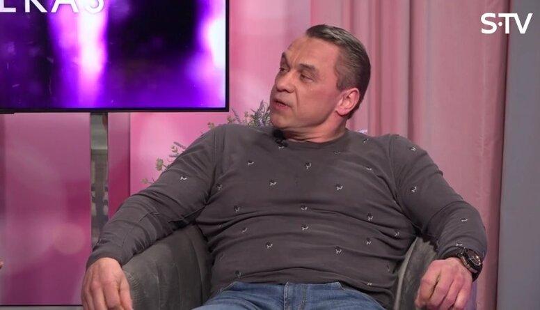 """Viktors Ščerbatihs: """"Man ir svarīgi, lai sieviete nav resna"""""""
