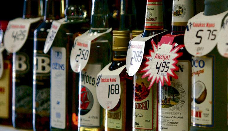 Circene: Samazināt alkohola cenu un palielināt tā pieejamību ir amorāli