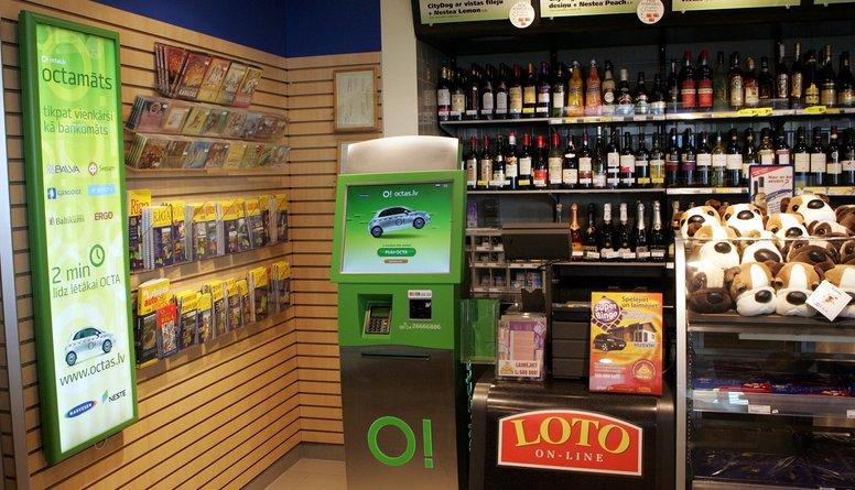 Vai jāaizliedz pārdot alkoholu degvielas uzpildes stacijās?
