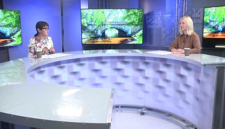Anita Skudra: Ir ļoti sadrumstalota apsaimniekošana Rīgas pilsētā
