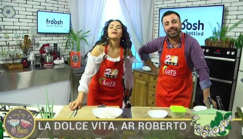 09.06.2017 La Dolce Vita. Ar Roberto 1. daļa