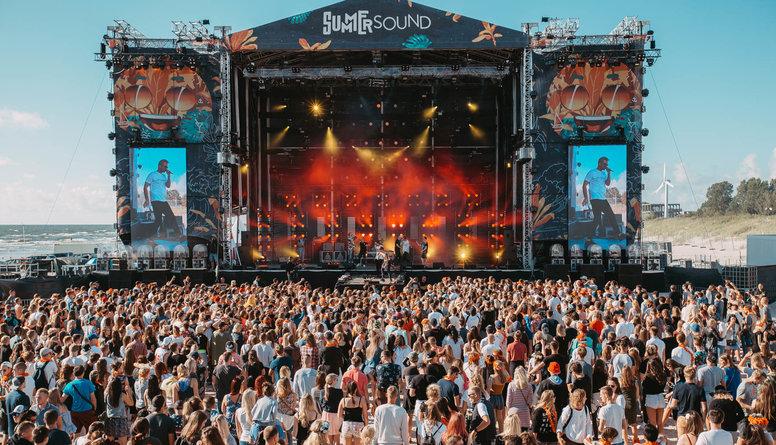 Šajā nedēļas nogalē Liepājā norisināsies festivāls Summer Sound
