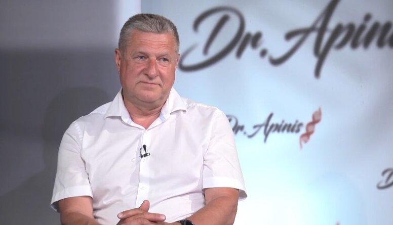 Dainis Širovs par Ogres rajona slimnīcas darbu Covid-19 pandēmijas laikā