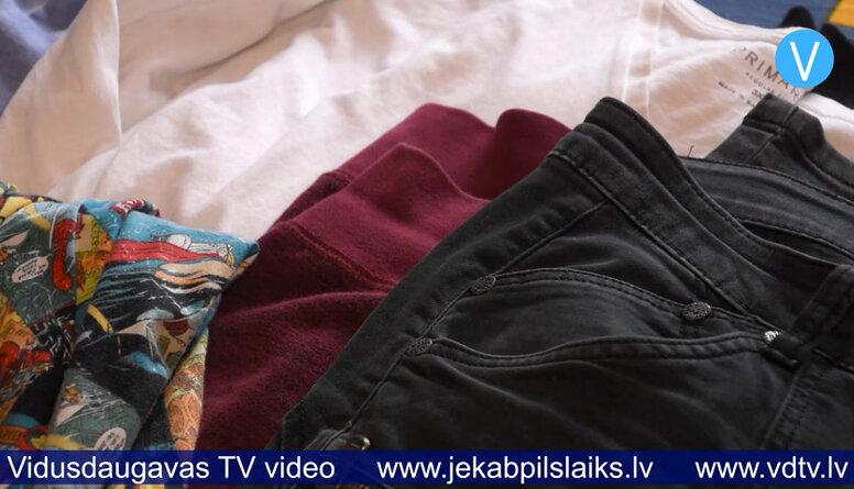 Līvānos īsteno pilotprojektu lietotu tekstilizstrādājumu šķirošanā