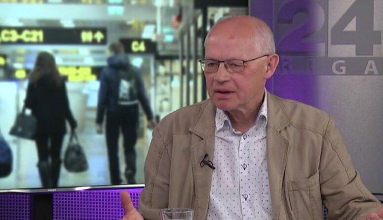 Politologs Skudra komentē piedāvājumu anulēt uzturēšanās atļaujas pašizolācijas pārkāpējiem