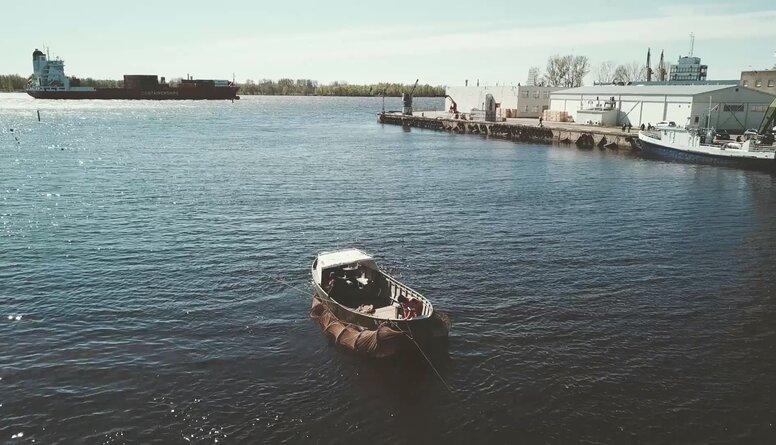Zivju resursu atjaunošana Rīgas ostā