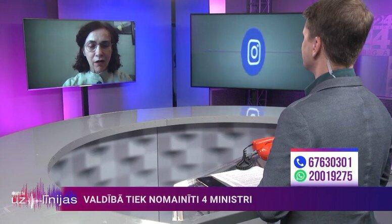 Šuplinska: Ceru, ka premjerministrs vasarā apskatīs ES valstu pieredzi