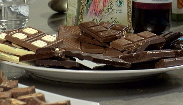 Uzzini, ko nozīmē kakao procentu daudzums šokolādē