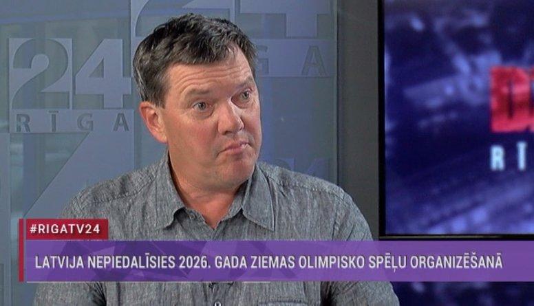 Speciālizlaidums: Latvija nepiedalīsies 2026. gada Ziemas Olimpisko spēļu rīkošanā 1. daļa