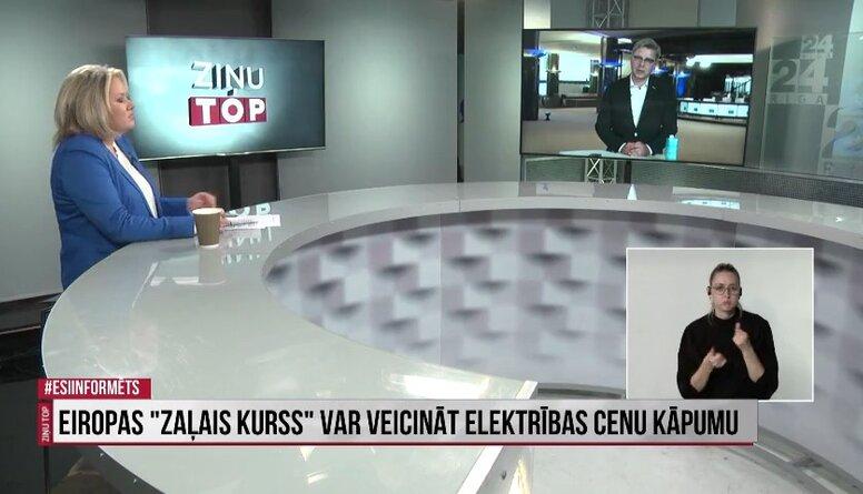 Ušakovs: Drošāk samaksāt vairāk par elektrību, nekā noskatīties, kā applūst tava māja