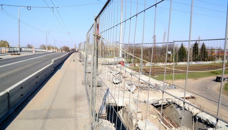 """""""Ministra lēmums bija pareizs,"""" tā Gobzems par Deglava tilta slēgšanu"""