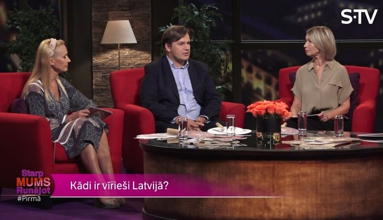 Kāpēc Ansis Bogustovs daļu latviešu vīriešu uzskata par idiotiem?