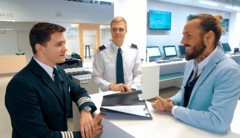Pilota profesija - kā to apgūt?