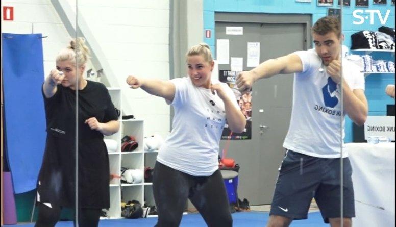 Vai boksa treniņš palīdz izlādēt emocijas?