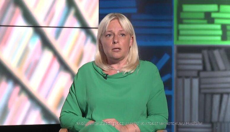 Zane Driņķe: Sabiedrībai kopumā ir jāsaprot, kas no tā ir, ja visi maksājam nodokļus