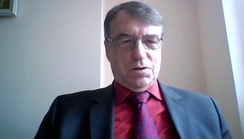 Ivars Kalviņš stāsta par mildronāta lietošanu atveseļošanās periodā