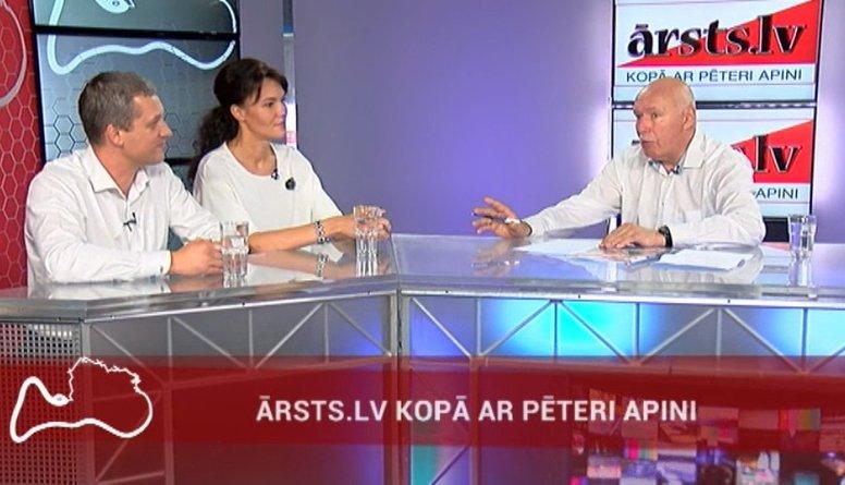 27.08.2018 Ārsts.lv kopā ar ārstu Pēteri Apini