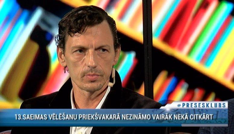 Noskaties, kādēļ Klimovičs netic vēlēšanām
