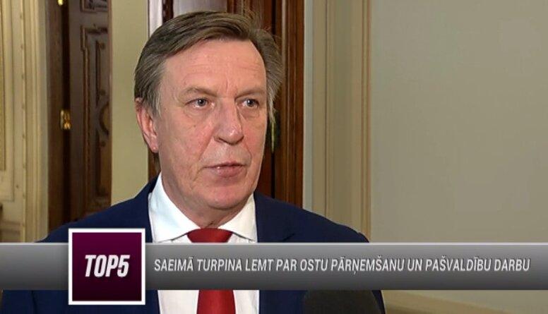 12.12.2019 Ziņu top 5