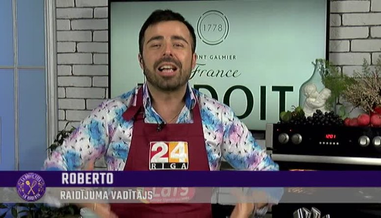 18.12.2017 La Dolce Vita. Ar Roberto 1. daļa