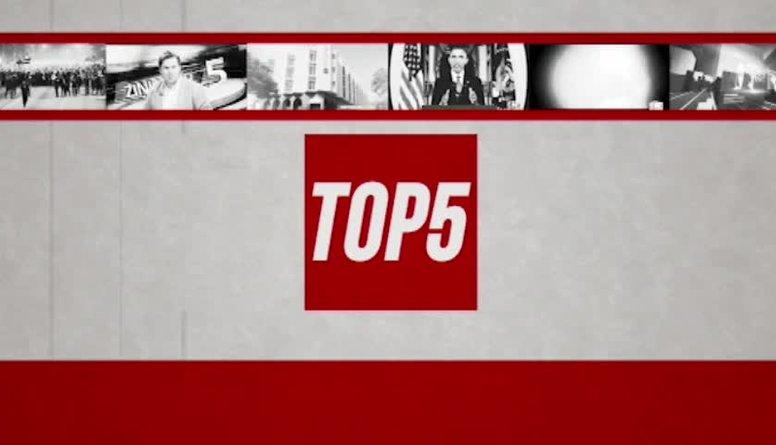 03.01.2017 Ziņu top 5