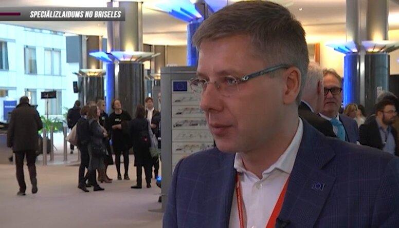 Ušakovs: Grūti iedomāties, kas ir Eiropas Savienība bez Lielbritānijas