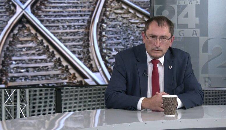 """Linkaits: """"Rail Baltica"""" projekts ir nozīmīgs Latvijas reģionālajai attīstībai"""