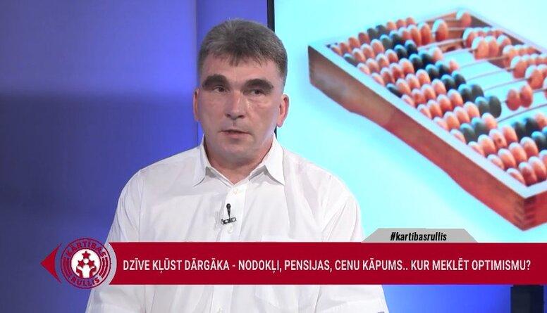 Krūmiņš: Latvijā ir jāattīsta vēl kaut kas bez lauksaimniecības un mežsaimniecības