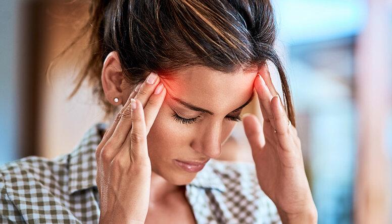 Kas visbiežāk izraisa galvassāpes?