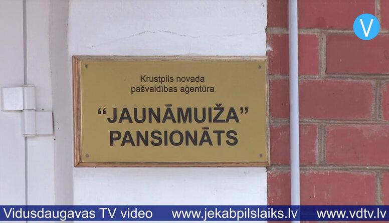 Krustpils novada pansionātā būtiskus pārkāpumus nefiksē