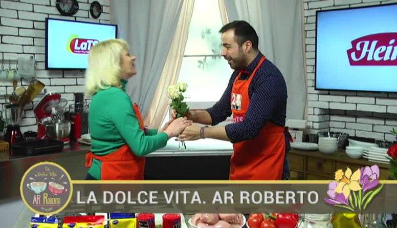 09.03.2017 La Dolce Vita. Ar Roberto 1. daļa