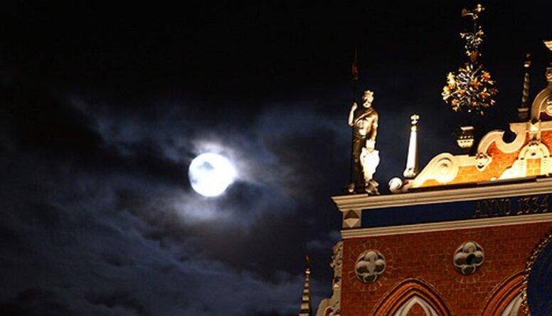 Vai mēness fāzes ietekmē cilvēku?