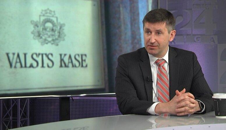 Vjačeslavs Dombrovskis par problēmām atbalsta sniegšanā uzņēmējiem
