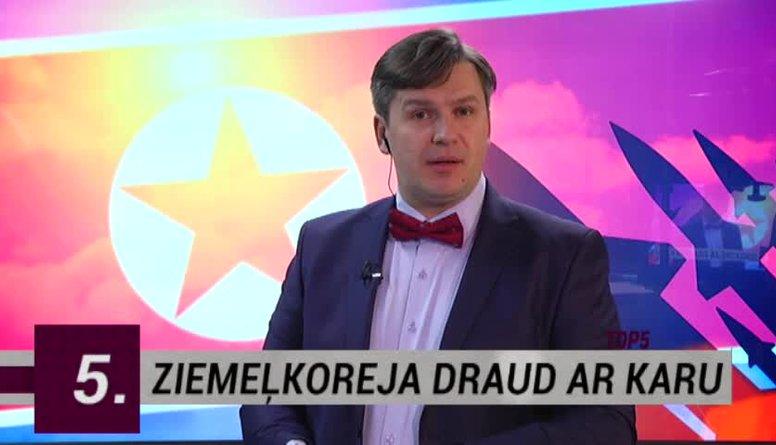 11.04.2017 Ziņu top 5