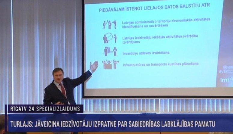 Speciālizlaidums: Sabiedrību iepazīstina ar pašvaldību reformu  2. daļa