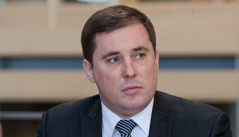 Gobzems komentē Didža Šmita virzīšanu prezidenta amatam