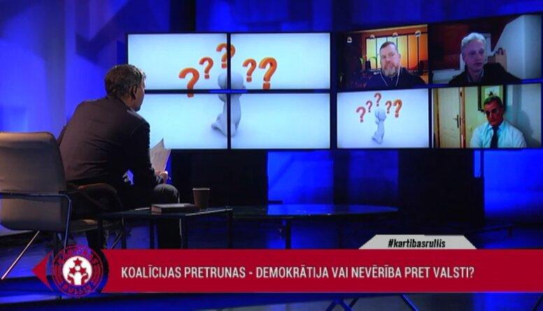 Ozols: Latvijā nav sevis cienīga opozīcija