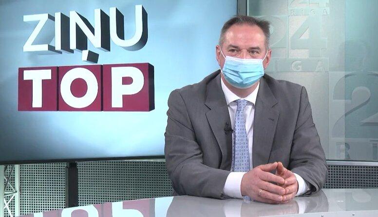 Juris Radzevičs par jauno Rīgas pilsētas izpilddirektoru