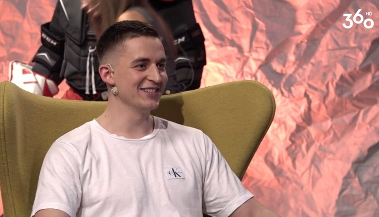 Jānis Kalniņš: Es ieguvu labākā izskata balvu!