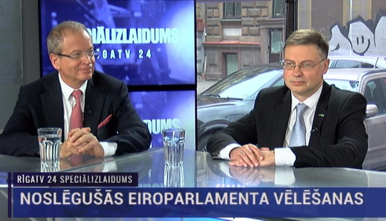 Speciālizlaidums:  Noslēgušās Eiropas Parlamenta vēlēšanas 1. daļa