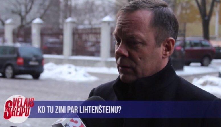 Aptauja: Ko zini par Lihtenšteinu?