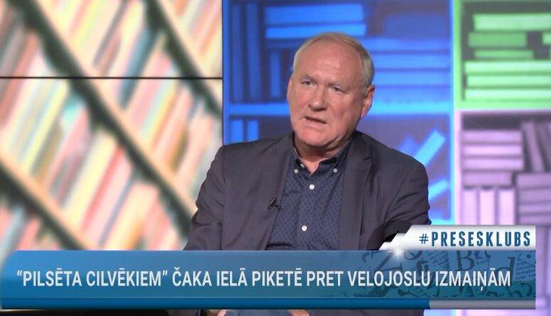 Jānis Birks: Transporta sistēmas attīstība Rīgā nav notikusi