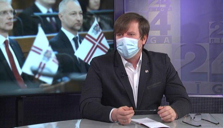 Mārtiņš Kossovičs par valdības darbu krīzes laikā