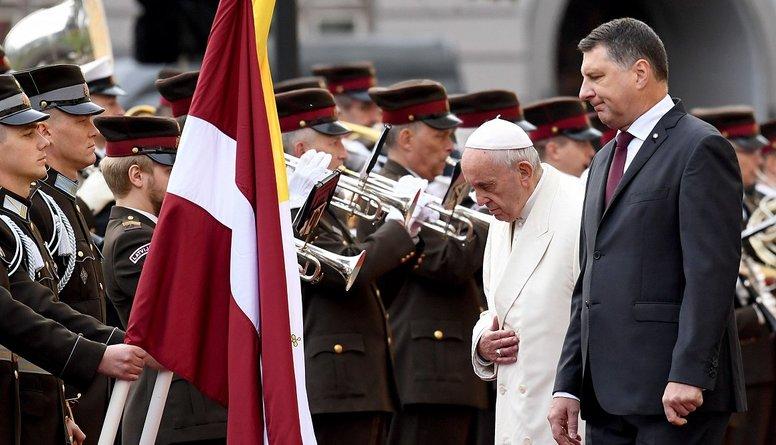 Pāvesta apustuliskā vizīte Latvijā: vēstījums un augļi