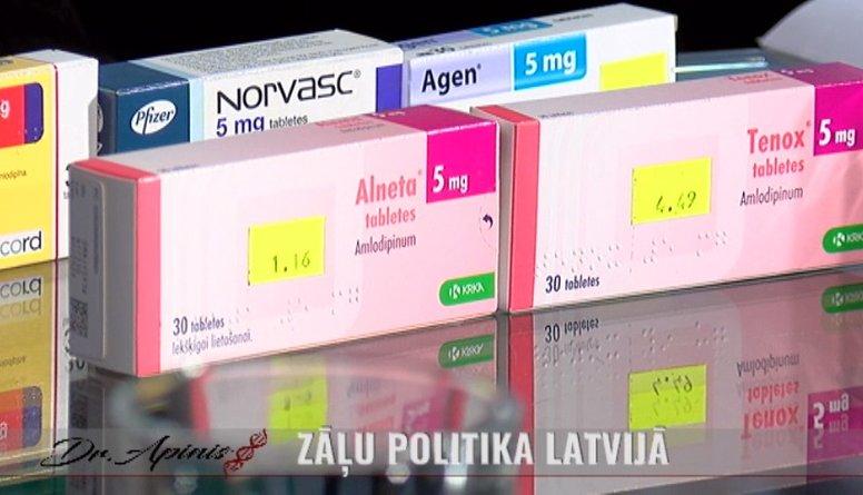 Kādēļ identiskas viena ražotāja zāles dažādās aptiekās maksā atšķirīgi?